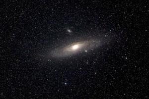 アンドロメダ大星雲1